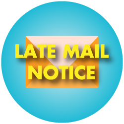 Late Delivery Notice